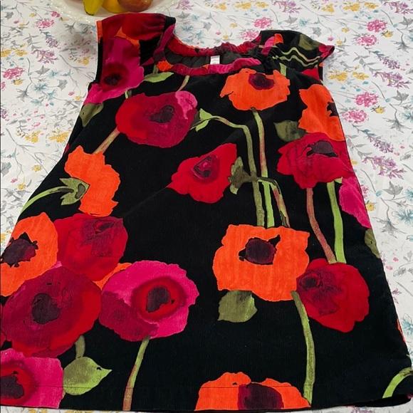 Gap Kids girls dress, size XL (10/12), floral
